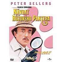 Návrat Růžového Pantera DVD (The Return of the Pink Panther)