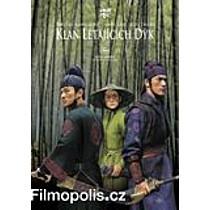 Klan létajících dýk DVD (Shi mian mai fu / House of Flying Daggers)