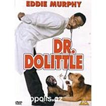 Dr. Dolittle (CZ Dabing) DVD (Doctor Dolittle)