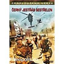 Černý jestřáb sestřelen (CZ Dabing) DVD (Black Hawk Down)
