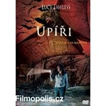 Upíři DVD (Vampire Bats)