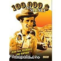 100 000 dolarů na slunci DVD (Cent mille dollars au soleil)