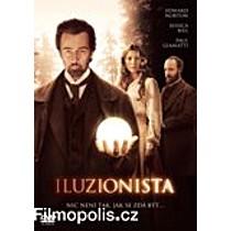 Iluzionista DVD (The llusionist)