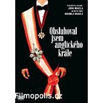 Obsluhoval jsem anglického krále DVD (Obsluhoval jsem anglického krále / I Served the King of England)