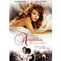 Angelika, markýza andělů DVD (Angélique, marquise des anges)