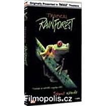 Tropický deštný prales DVD (Tropical Rainforest)