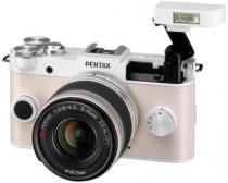 Pentax Q-S1 + 5-15 mm + 15-45 mm