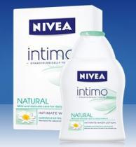 NIVEA Natural emulze pro intimní hygienu 250ml