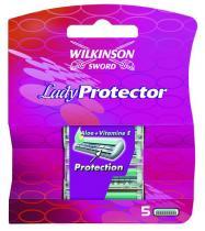 WILKINSON SWORD, Lady Protector náhradní hlavice 5ks