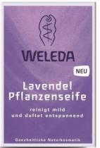 WELEDA rostlinné mýdlo Levandulové 100g