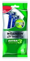 WILKINSON Extra 3 Sensitive 4ks