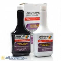 Souprava aditiv k ošetření benzínového motoru Bishops Original 460-G KIT 2 x 354 ml