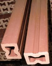G21 Nosník terasových prken , 4*3*300cm