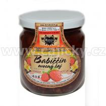 Siska - Jahoda s vanilkou, 420ml