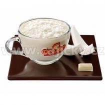 Cioconat Horká čokoláda - Bílá s kokosem, 28g