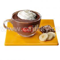 Cioconat Horká čokoláda - Banánová, 28g