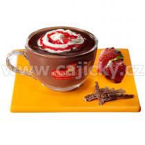 Cioconat Horká čokoláda - Jahodová, 28g