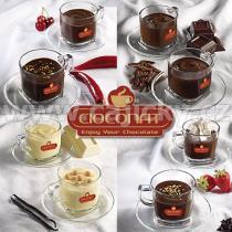 Cioconat Kolekce mini horkých čokolád , 16x28g