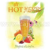 AG Foods Hot Herbs - Zázvor s medem a citrónem, 20g