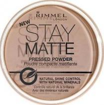RIMMEL Stay Matte 002 Pudr