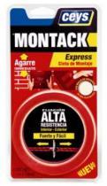 CEYS Montack Express páska 2,5m*19mm