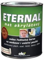 ETERNAL MAT AKRYLÁTOVÝ 01 BÍLÝ 0.7KG