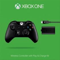Microsoft Xbox One - Bezdrátový ovladač + nabíjecí souprava