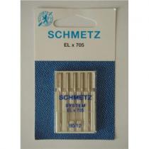 SCHMETZ Jehly ELx705 (5x80) pro coverlocky