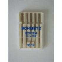 SCHMETZ Jehly ELx705 (5x90) pro coverlocky