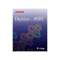 Janome DIGITIZER MBX - software pro vyšívací stroje