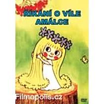 Říkání o víle Amálce DVD