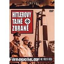VÁLEČNÉ ŠÍLENSTVÍ 3 Hitlerovy tajné zbraně DVD (Hitler's Secret Weapons)