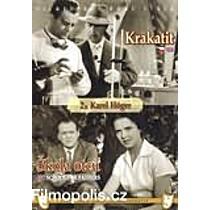 Krakatit + Škola otců DVD