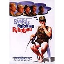 Svéráz národního rybolovu (FilmX) DVD (Osobennosti natsionalnoj rybalki / Peculiarities of the National Fishing)