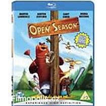 Lovecká sezóna (Blu-Ray)  (Open Season (Blu-Ray))