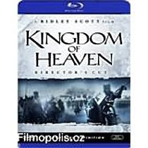 Království nebeské (Blu-Ray) - DOVOZ  (Kingdom of Heaven (Director's Cut) (Blu-Ray))