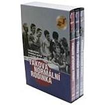 Taková normální rodinka 3 DVD (papírový box)