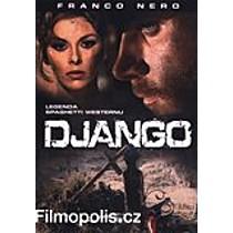 Django (pošetka) DVD (Django)