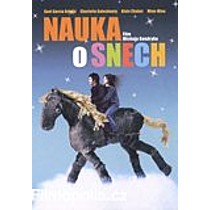 Nauka o snech (FilmX) DVD (La Science des rêves / The Science of Sleep)