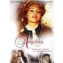 Angelika a král DVD (Angélique et le roi)