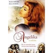 Angelika a sultán DVD (Angélique et le sultan)