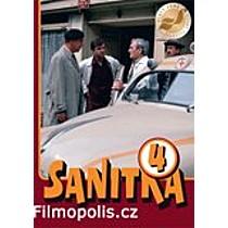 Sanitka 4 (Díly 10 - 11) DVD