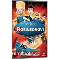 Robinsonovi DVD (Meet the Robinsons)