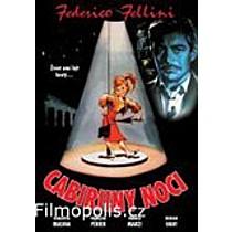 Cabiriiny noci (FilmX) DVD (Le Notti di Cabiria)