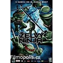 Želvy Ninja DVD (TMNT)