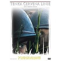 Tenká červená linie (CZ Dabing) DVD (The Thin Red Line)