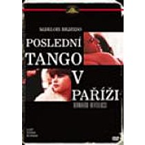 Poslední tango v Paříži DVD (Ultimo tango a Parigi)