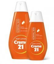 Creme 21 Tělové mléko pro normální pleť 400ml