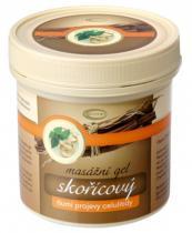 Topvet Skořicový masážní gel 500 ml
