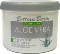 Straub-Bellmira Bettina Barty tělový krém Aloe Vera 500ml